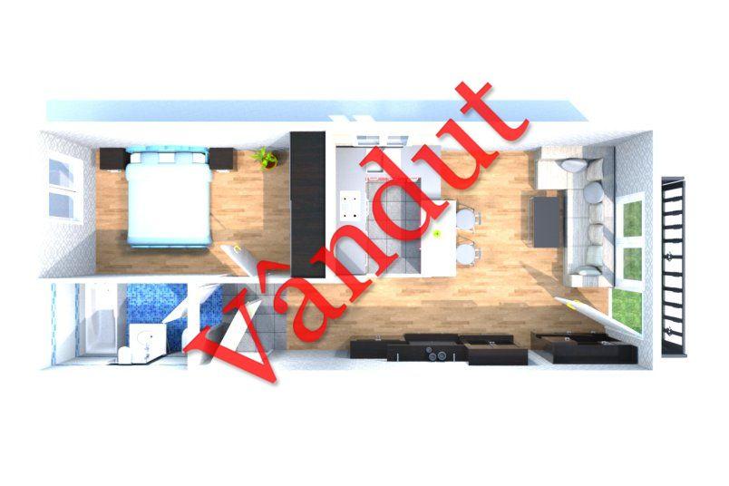 Apartamente 2 camere, Tip 1, Moinesti Residence