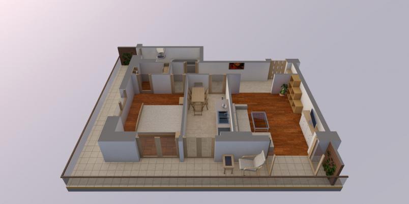 Apartamente 2 camere, 33 mp, Vacaresti Delta View Residence