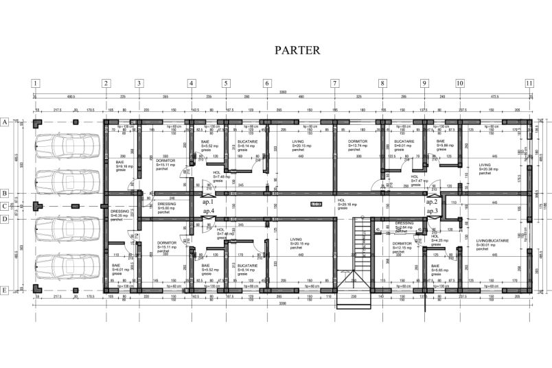 Garsoniera, 34 mp, CCI Residence