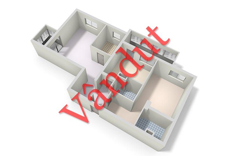 Apartamente 3 camere, 92 mp, Model K, Timisoara 58 Apartments